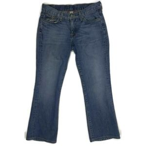 Lucky Brand Sweet N Low Boot Cut Jeans Size 2